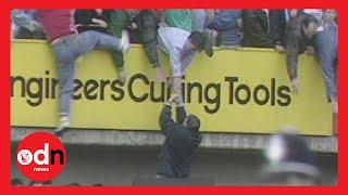 Hillsborough Disaster: How it happened in 1989