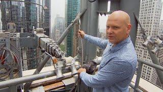 Behind the Scenes of Nik Wallenda's Death-Defying Stunt