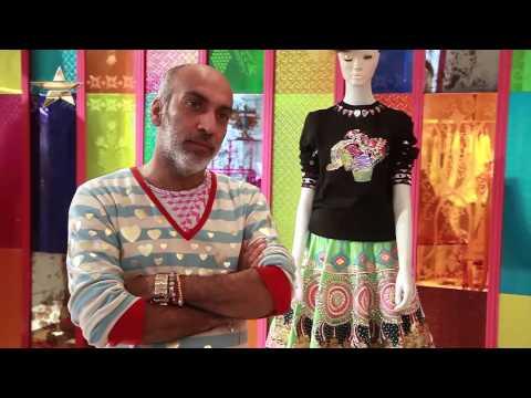 Xxx Mp4 MANISH ARORA Flagship Store Opening Paris 2015 One To Watch 3gp Sex