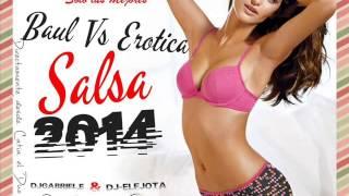 salsa baúl & Erotica Las que mandan 2015