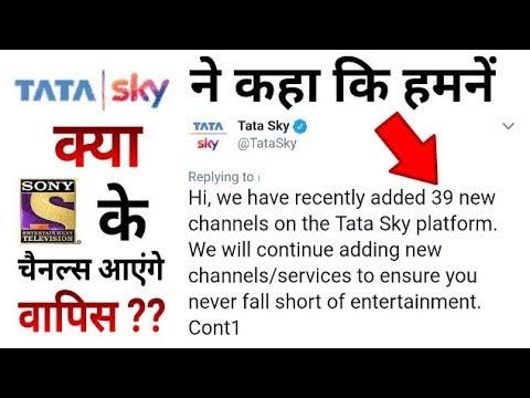 Sex in tata sky channels