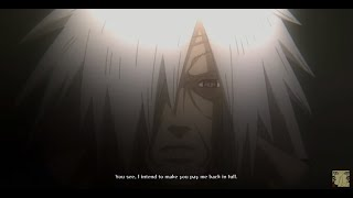 Obito meets Madara Uchiha For the First Time - English Dub
