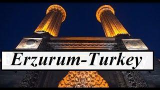 """Turkey/Erzurum-2017 (""""Twin Minaret"""" madrasa )  Part 1"""