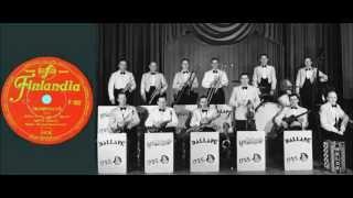 TALVIMRSKYJÄ, Matti Kanto ja Dallapé-orkesteri (Masan Harmonikkaorkesteri) v.1954
