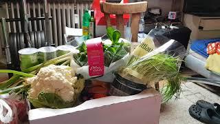 TRAININGSBOOSTER vs KRÄUTER + Gemüse !!! Mein EINKAUF Schnittlauch,Japanischer SPINAT !