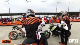 DFG KTM StuntShow Chennai