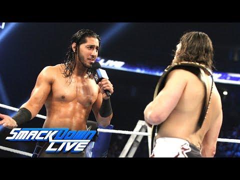 Xxx Mp4 Mustafa Ali Interrupts Daniel Bryan SmackDown LIVE Dec 11 2018 3gp Sex
