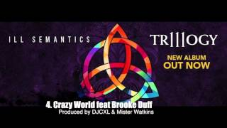 4. Crazy World feat Brooke Duff