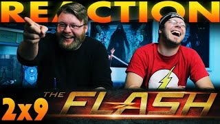 The Flash 2x9 REACTION!!