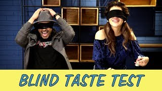 Blind Taste Test with Gohar Rasheed & Ghana Ali (Rangreza) | MangoBaaz