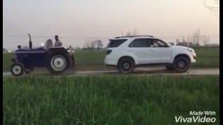 Farmtrac vs Fortuner  ●  Sarkari Ban  ●  Kamal Grewal  ● 2016