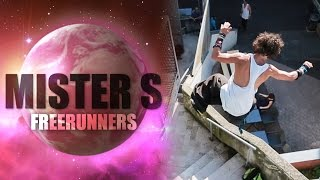 FREERUNNERS SIMON NOGUEIRA 3F FREERUN PARKOUR FRANCE  | MISTER S