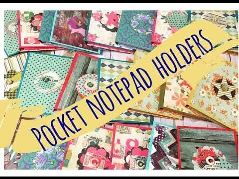 Xxx Mp4 Craft Fair Idea 7 Pocket Notepad Holders BEST SELLERS 2016 3gp Sex