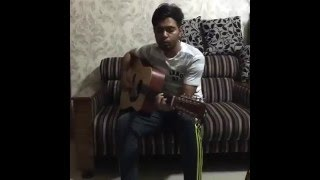 Arfin Rumey - Singing | Aye Mere Humsafar and playing guiter