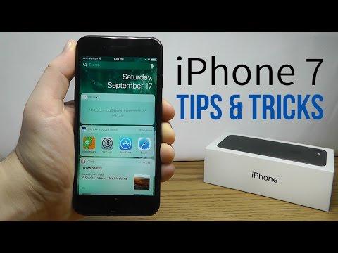 iPhone 7 Tips, Tricks & Hidden Features - TOP 25 LIST