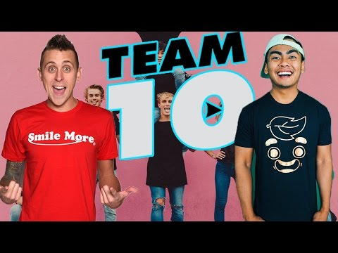 5 YouTubers Who Tried to Join Team 10 ( Jake Paul Team )
