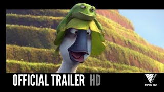 DUCK DUCK GOOSE | Official Trailer | 2018 [HD}