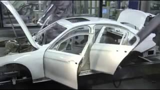 شاهد كيفيه صناعه BMW.....