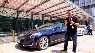 Cadillac CT6  2017 كاديلاك سي تي 6