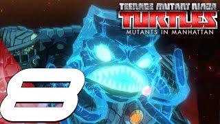 Teenage Mutant Ninja Turtles Mutants in Manhattan - Gameplay Walkthrough Part 8 [1080P 60FPS]