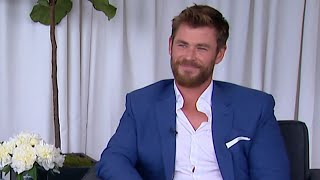 EXCLUSIVE: Chris Hemsworth on When He Feels the Sexiest and Why His Wife Brings Out the Best in H…