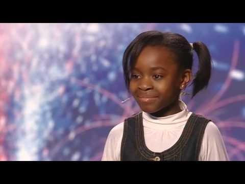 Natalie Okri sings Alicia Key s No One Britain s Got Talent Show 6