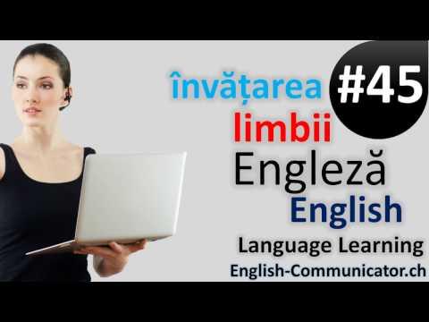 #45 Limba Engleza Curs English Română Romanian Borsec Darabani Întorsura Odobești Săveni Urlați