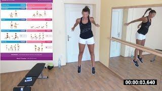 BBG Workout Week 3 Day 1