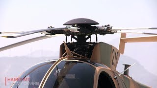 MD 530F - Cayuse Warrior Helicopter