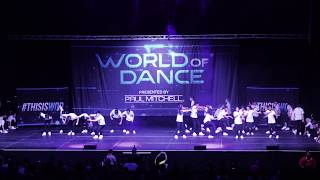 Dancing For A Cause: The Alliance | World of Dance Houston 2017