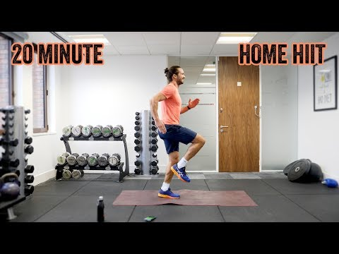 Xxx Mp4 20 Minute FAT BURNING Home HIIT Workout No Equipment The Body Coach TV 3gp Sex