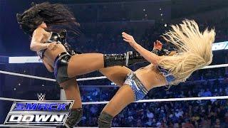 Alicia Fox vs. Charlotte: SmackDown, Feb. 4, 2016