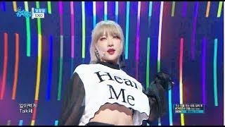 【TVPP】EXID - DDD, 이엑스아이디 - 덜덜덜 @show Music Core