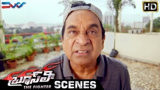 Brahmanandam Comedy Scene | Bruce Lee The Fighter Telugu Movie | Rakul Preet | Ali