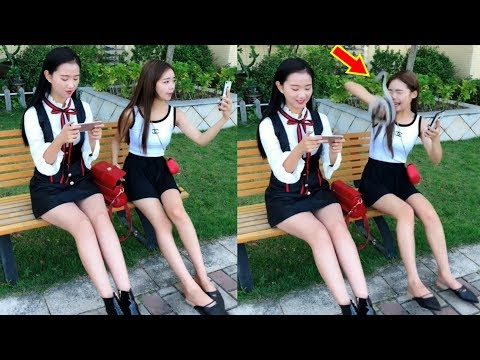 Xxx Mp4 Best Funny Videos 2018 ● Cute Girls Doing Funny Things P7 3gp Sex