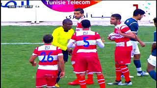 مباراة/النادي الأفريقي2-1الملعب التونسي/الدوري التونسي
