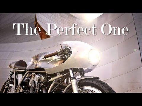 Cafe Racer (Honda CB 750 by Raccia Motorcycles)