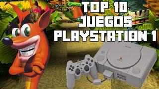 Top 10: Juegos del Playstation 1 (PS1) - Pepe el Mago