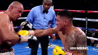 Fight highlights: Orlando Salido vs. Miguel Roman (HBO Boxing After Dark)