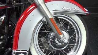 2002 Harley Davidson FLSTC Heritage Softail Classic A2938 @ iMotorsports