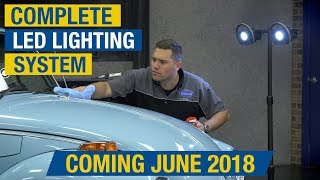 Ultimate Modular LED Lighting System For DIY Automotive - Now Available!  Eastwood - VW Beetle