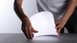 Luceplan Curl LED By Sebastian Bergne