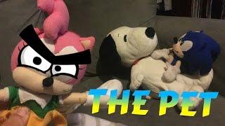 Sonic Plush Short - The Pet