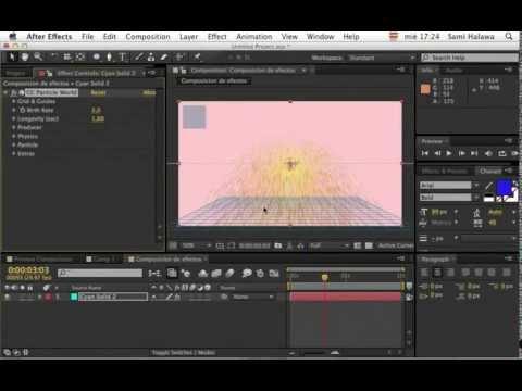 1 24 Mega Curso After Effects en 35 horas tutorial español