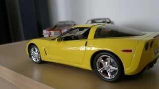 1/24 corvette c6 finished