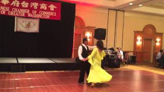 Waltz Showcase at TCCGW Gala - 06/06/15