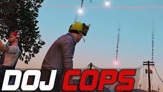 Dept. of Justice Cops #292 - Martian Hunter (Criminal)