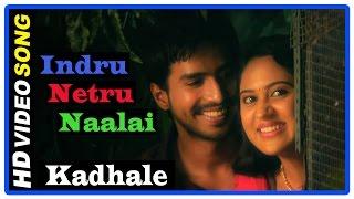 Indru Netru Naalai Tamil Movie   Songs   Kadhale Kadhale song   Vishnu   Mia George
