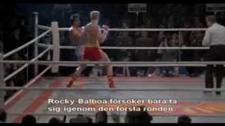 Rocky IV Full Final Fight Rocky Vs Ivan Drago