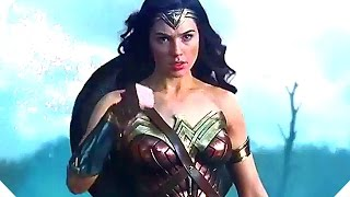 WONDER WOMAN International TRAILER (2017)